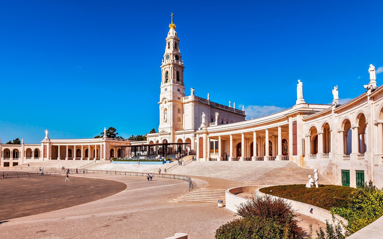 Basílica de Nsa Sra do Rosário (Fátima)